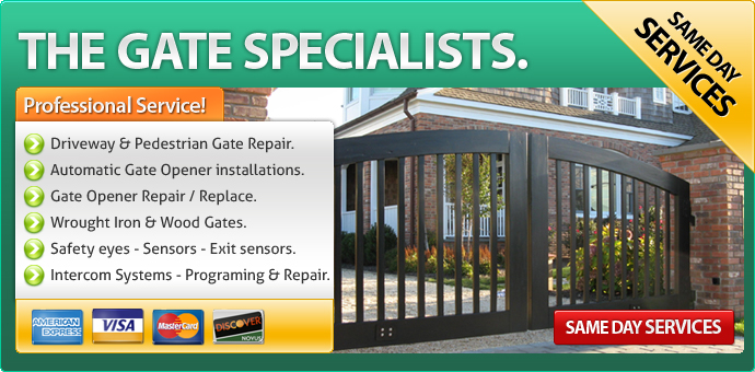 Gate Repair Gladwyne PA